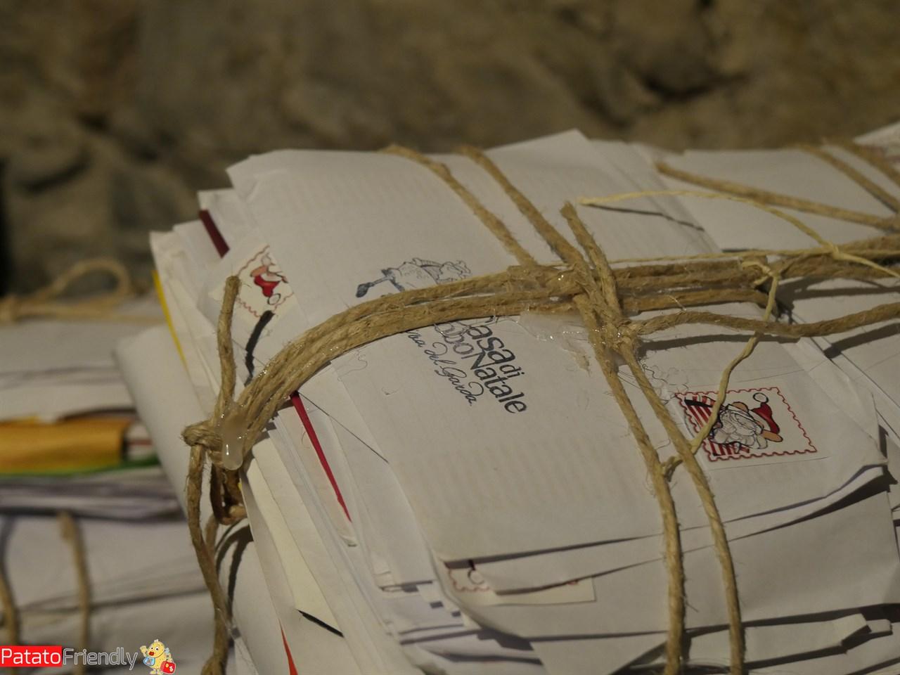 Le letterine alla Casa di Babbo Natale a Riva del Gardab