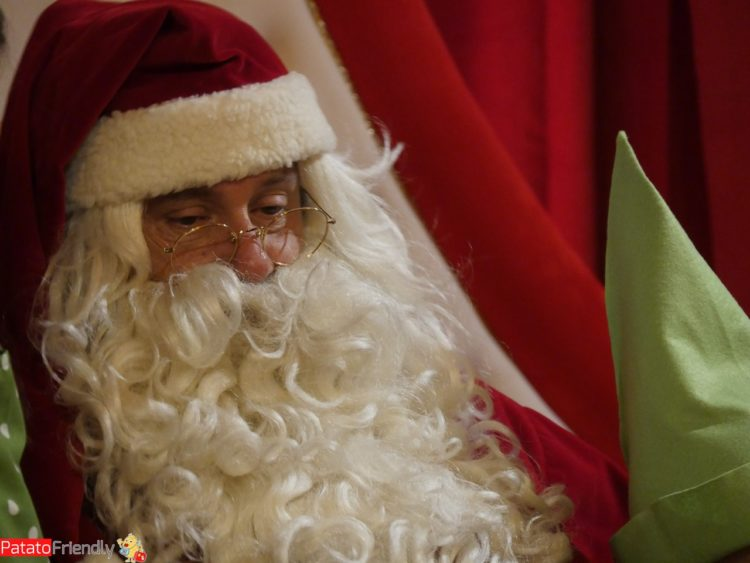 Babbo Natale E Gli Elfi.Weekend Natalizio A Riva Del Garda Casa Di Babbo Natale E Accademia