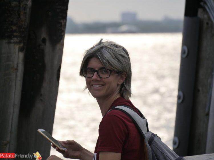 Blog di viaggio - travel blogger al lavoro