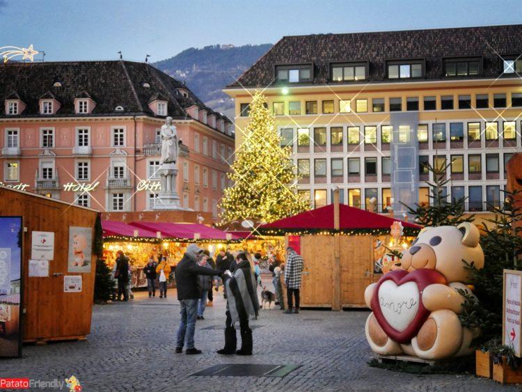 Foto Mercatini Di Natale Bolzano.I Mercatini Di Natale Del Trentino Piu Belli Dove Siamo