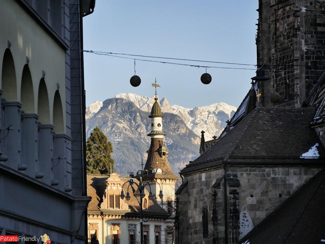 Bolzano a Natale