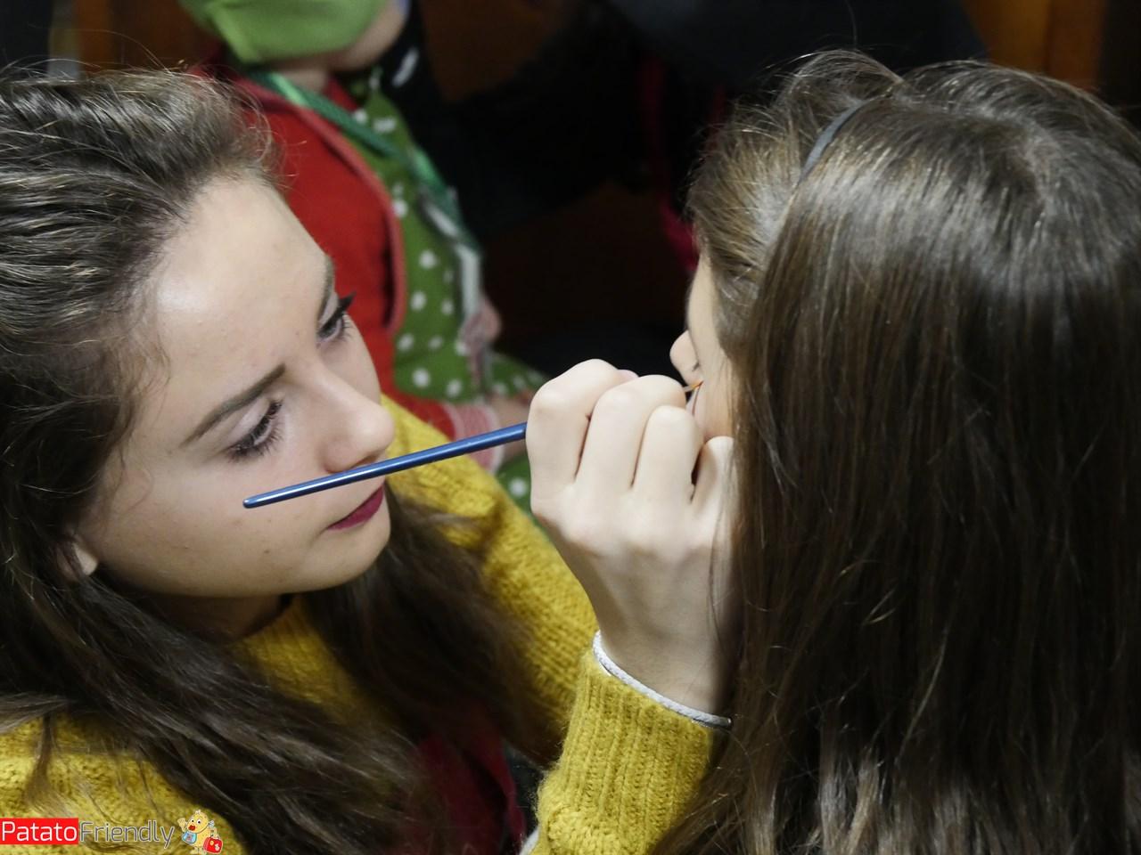 Il trucca bimbi all'Accademia degli Elfi