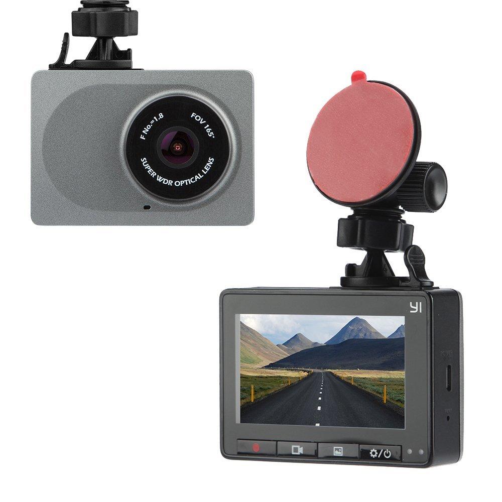 [cml_media_alt id='13073']YI Dash Cam Telecamera per Auto 1080P Alta Risoluzione[/cml_media_alt]