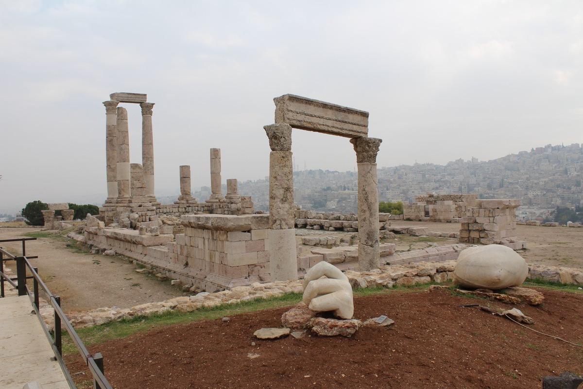 [cml_media_alt id='13352']Viaggio in Giordania Amman Cittadella Tempio di Ercole[/cml_media_alt]