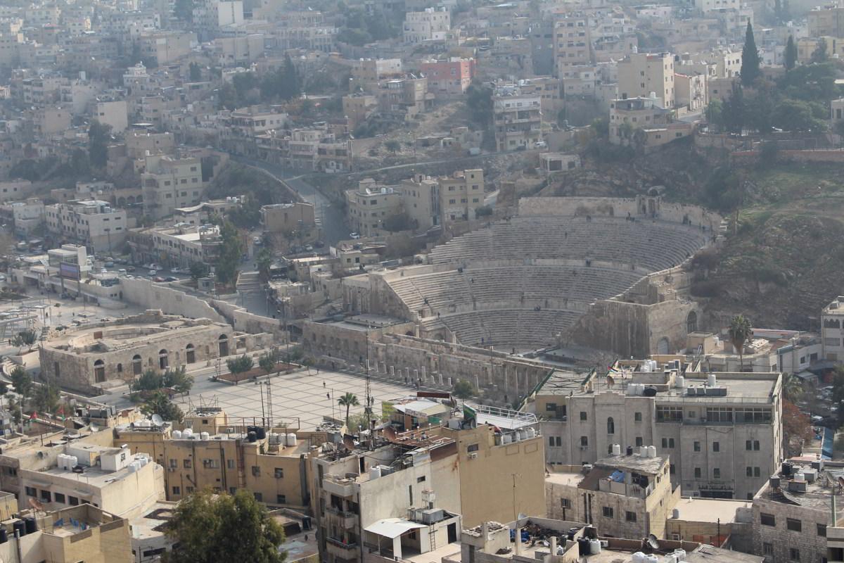 [cml_media_alt id='13350']Viaggio in Giordania - Amman_Teatro Romano dalla Cittadella[/cml_media_alt]