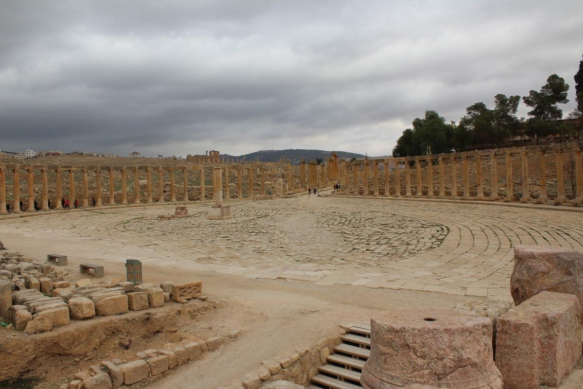 [cml_media_alt id='13353']Viaggio in Giordania Jerash_Foro[/cml_media_alt]