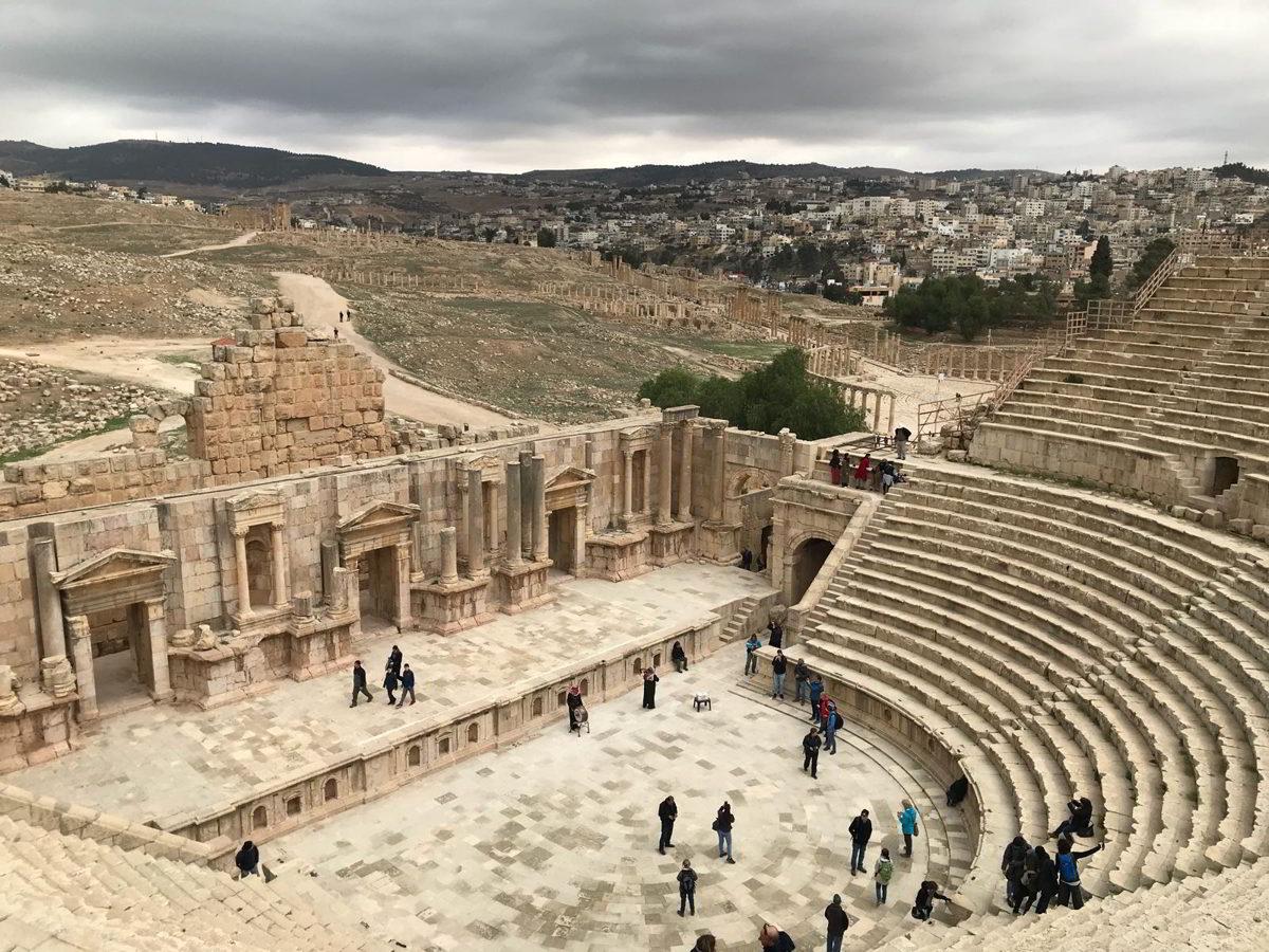 [cml_media_alt id='13348']Viaggio in Giordania - Jerash_Teatro[/cml_media_alt]