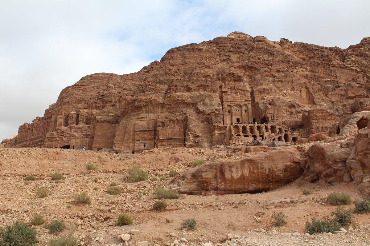 [cml_media_alt id='13349']Viaggio in Giordania Petra le Facciate[/cml_media_alt]
