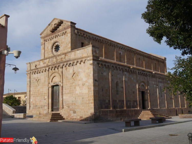 La Chiesa di Santa Maria a Tratalias da vedere in Sardegna