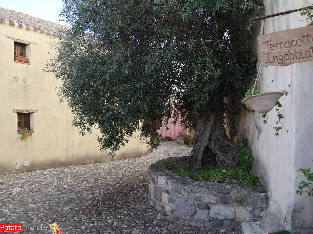 Tratalias in Sardegna