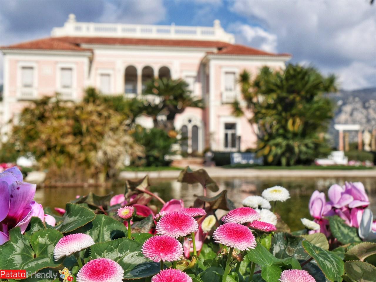 [cml_media_alt id='13698']Costa Azzurra in inverno - La Villa Ephrussi de Rothschild[/cml_media_alt]