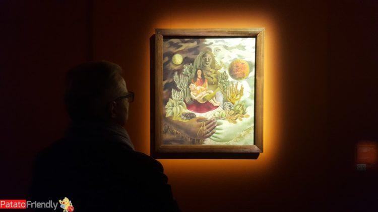 Mostra di Frida Khalo al Mudec