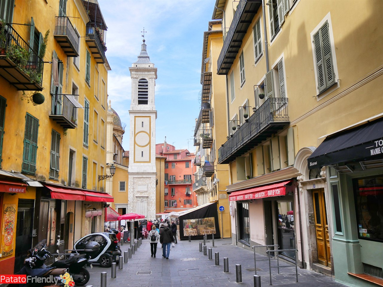 Nizza - città vecchia