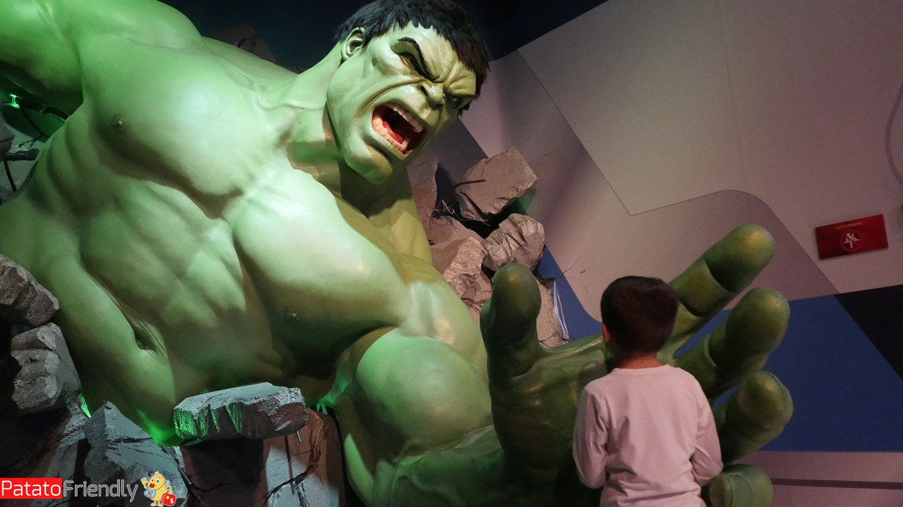 [cml_media_alt id='13893']Las Vegas per bambini - i supereroi del museo delle cere[/cml_media_alt]