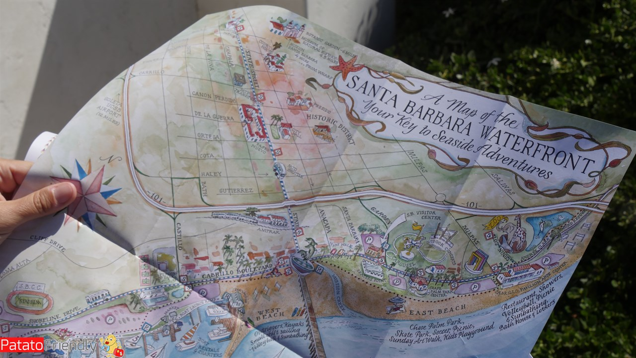 [cml_media_alt id='14213']Cosa vedere a Santa Barbara - mappa[/cml_media_alt]