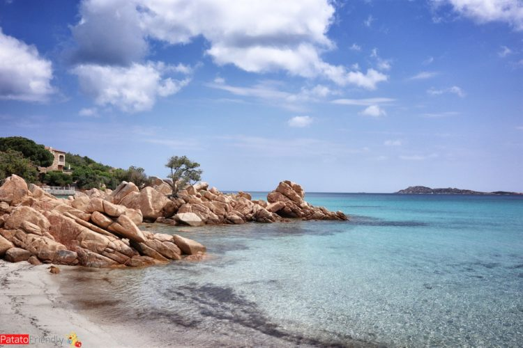 Spiaggia di Capriccioli - Costa Smeralda