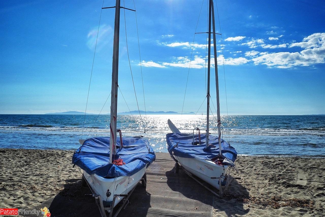 [cml_media_alt id='14340']Camping sul mare a Punta Ala - PuntAla Camp And Resort - la spiaggia[/cml_media_alt]