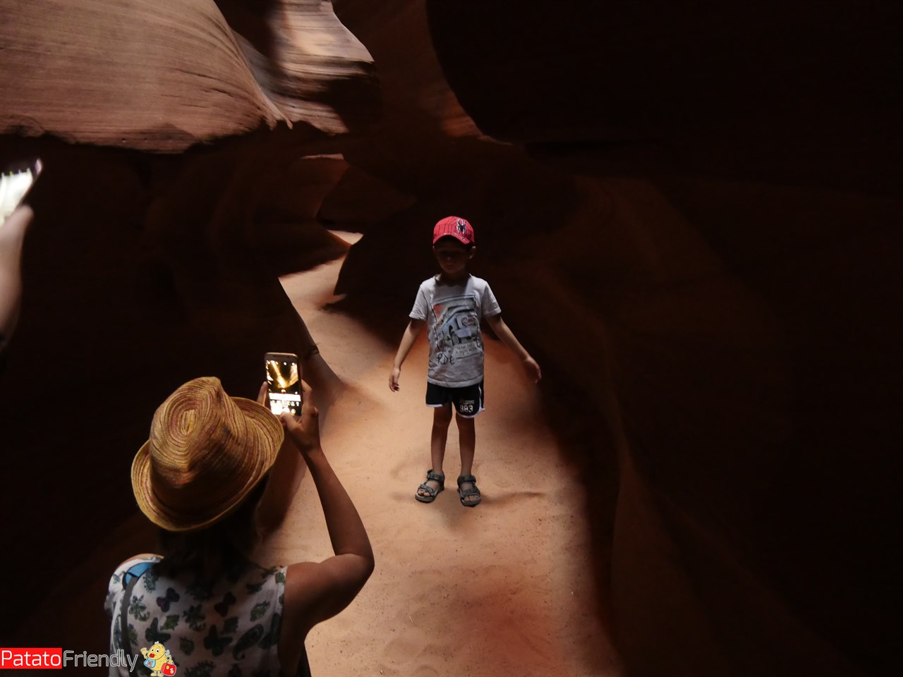 [cml_media_alt id='14080']vedere l'Antelope Canyon coi bambini[/cml_media_alt]