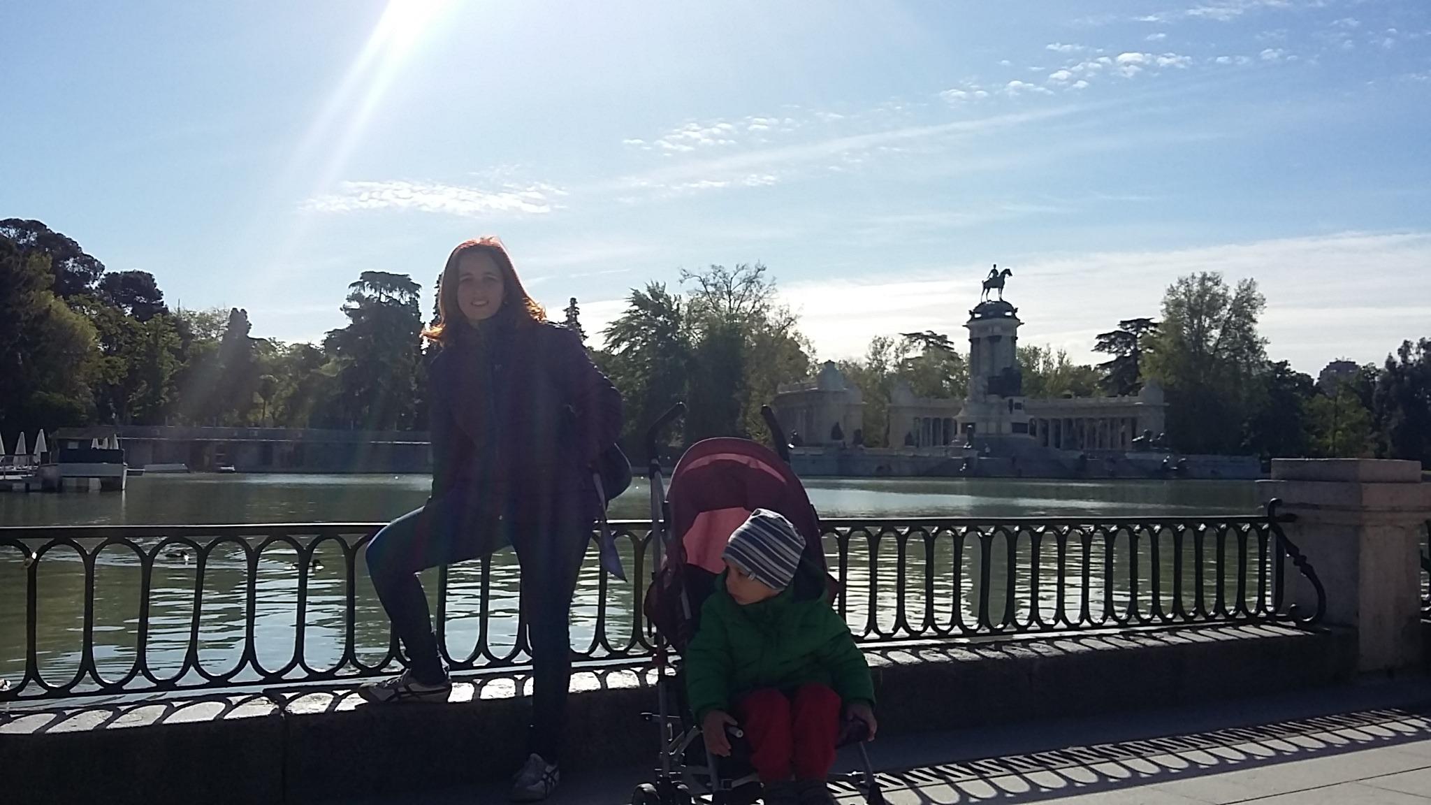 Madrid coi bimbi