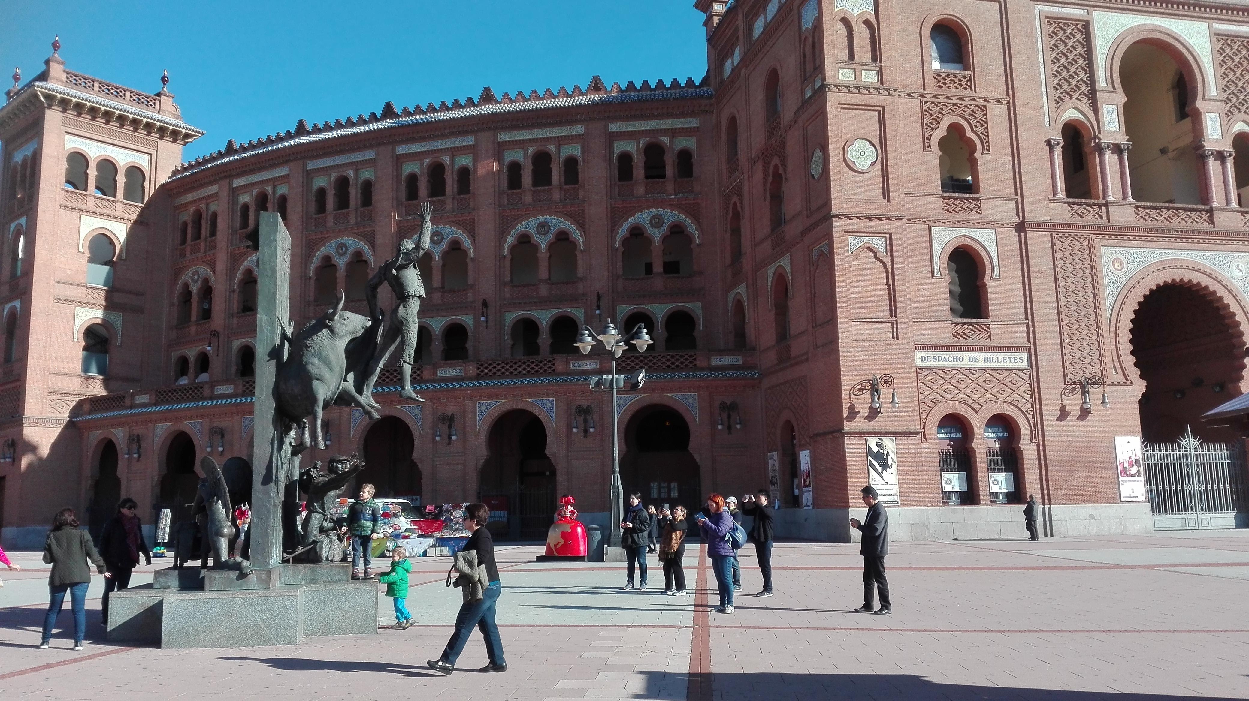 Vacanza a Madrid in famiglia