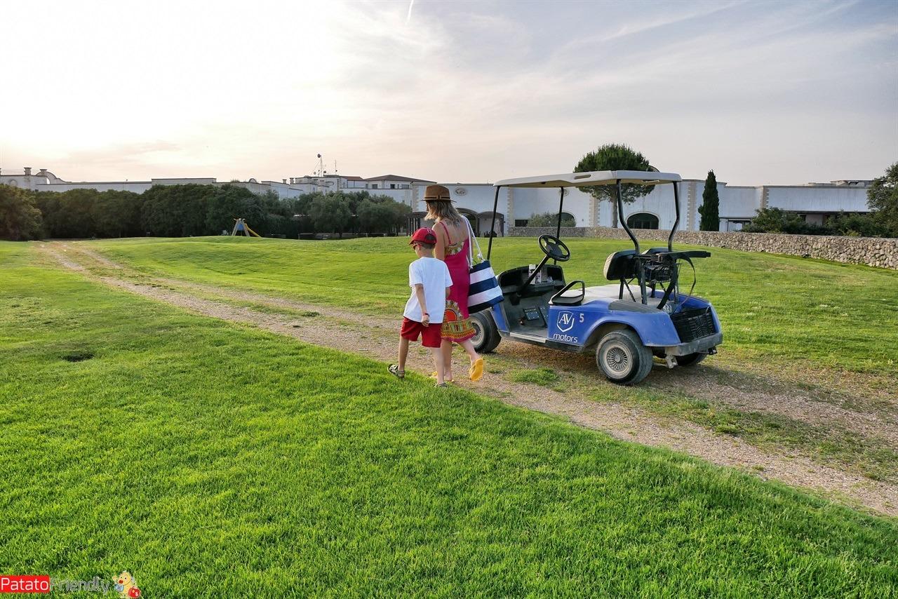 Il Golf Resort Acaya in Puglia