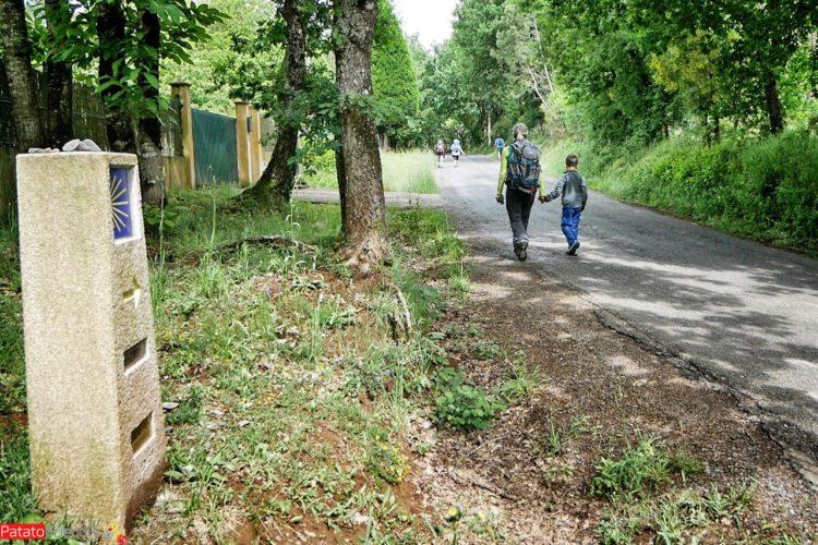 Gli ultimi 100 chilometri del Cammino di Santiago