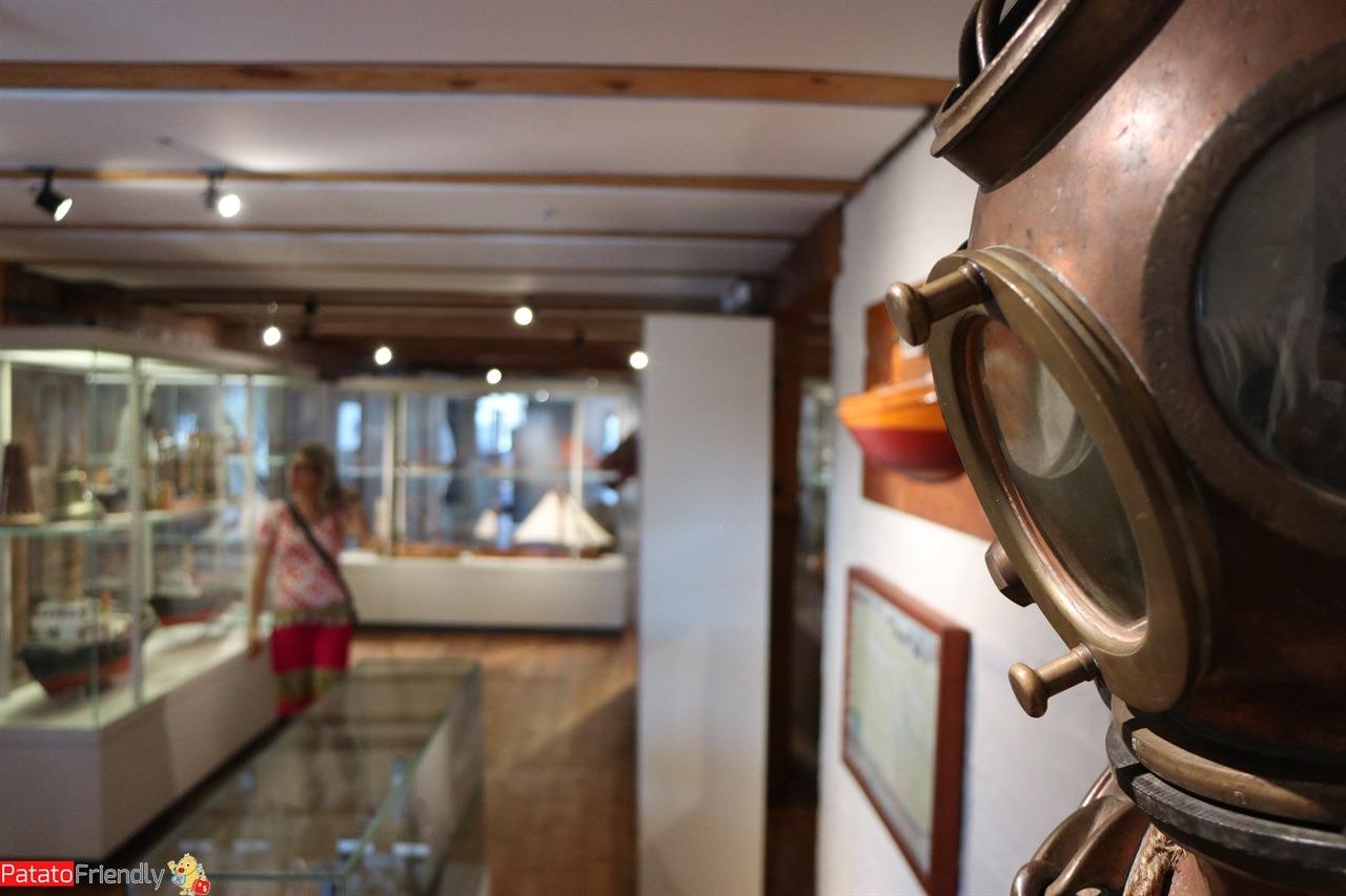 Amburgo in un giorno - Museo Marittimo Amburgo