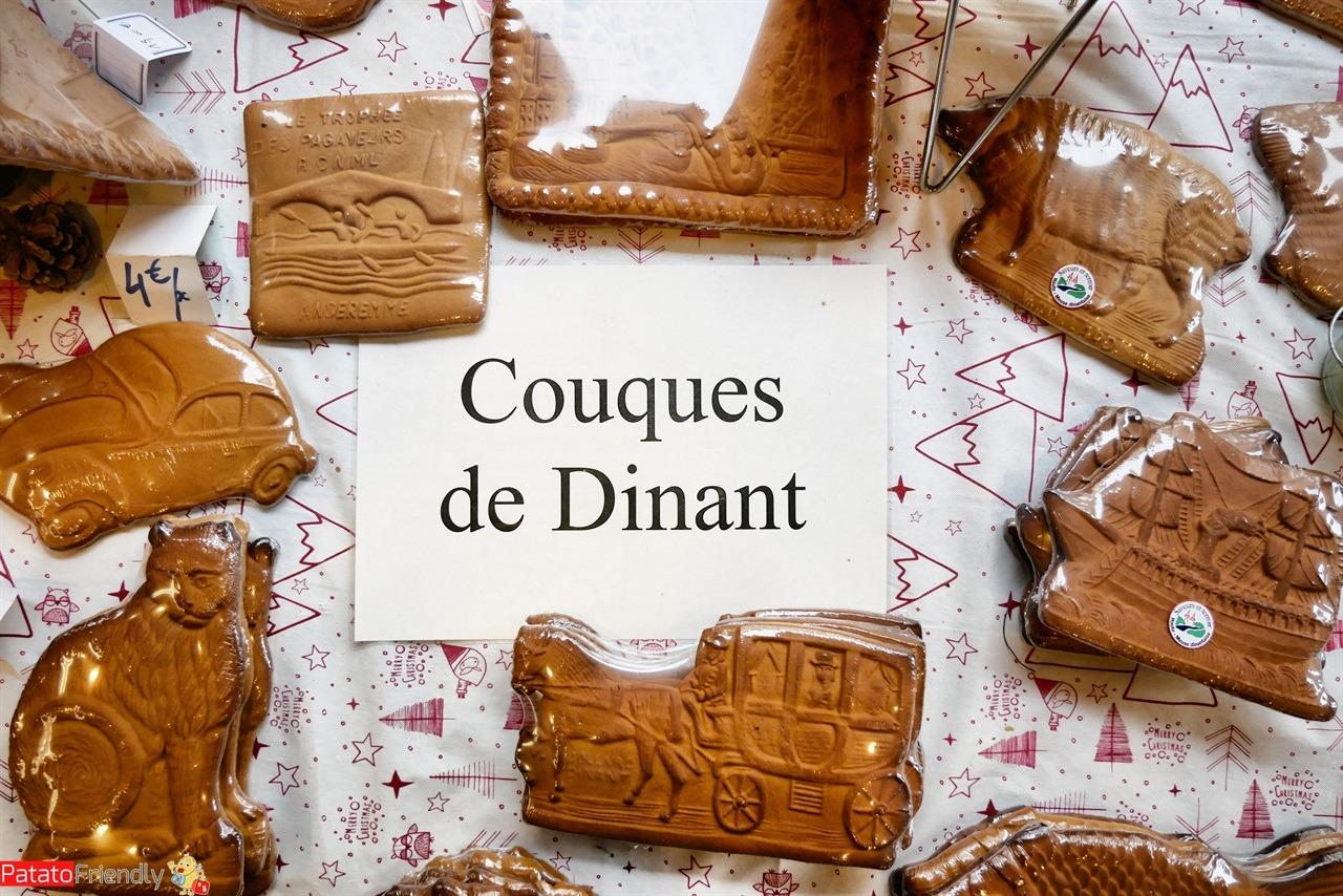 [cml_media_alt id='14831']Cosa provare in Belgio - specialità di Dinant i Coques[/cml_media_alt]