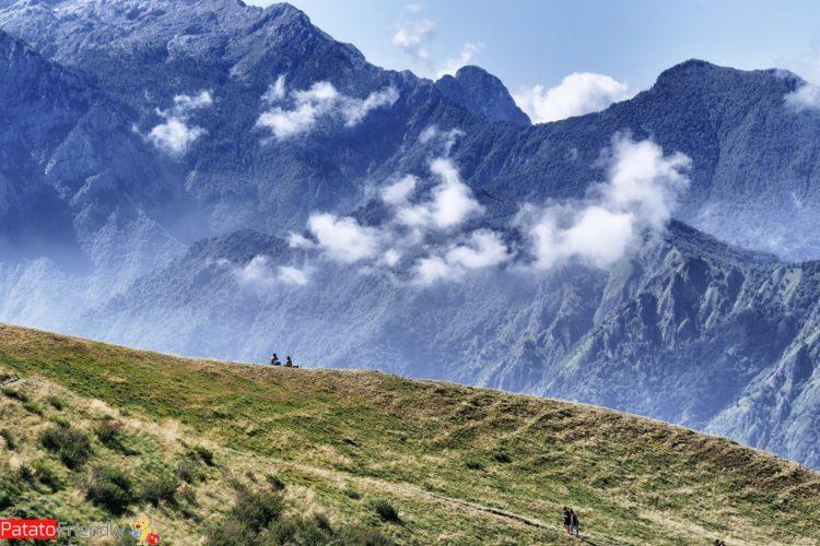 Trekking coi bambini - Anello Monte Muggio - Alpe Giumello - Valsassina (5)