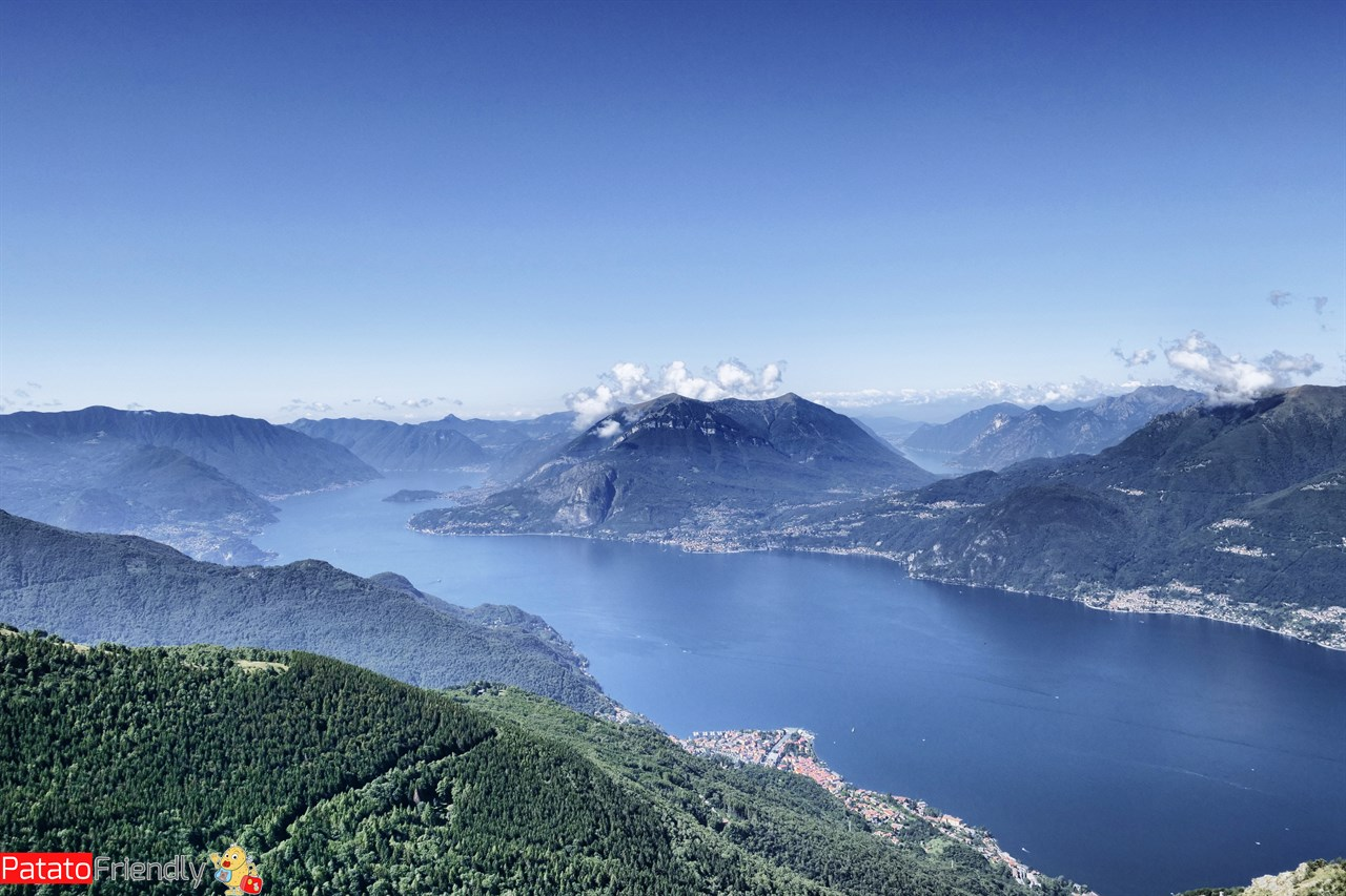 Anello Monte Muggio - Alpe Giumello - in montagna coi bambini