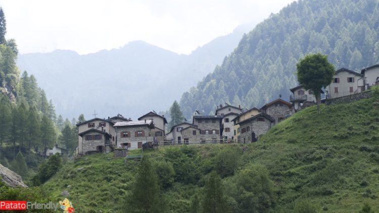 Trekking coi bambini - Gli Alpeggi di Premana - Valvarrone - Lombardia