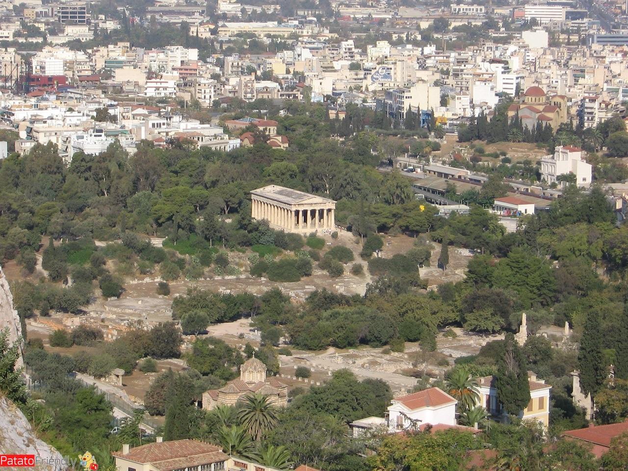 [cml_media_alt id='14852']La vista su Atene dall'Acropoli[/cml_media_alt]