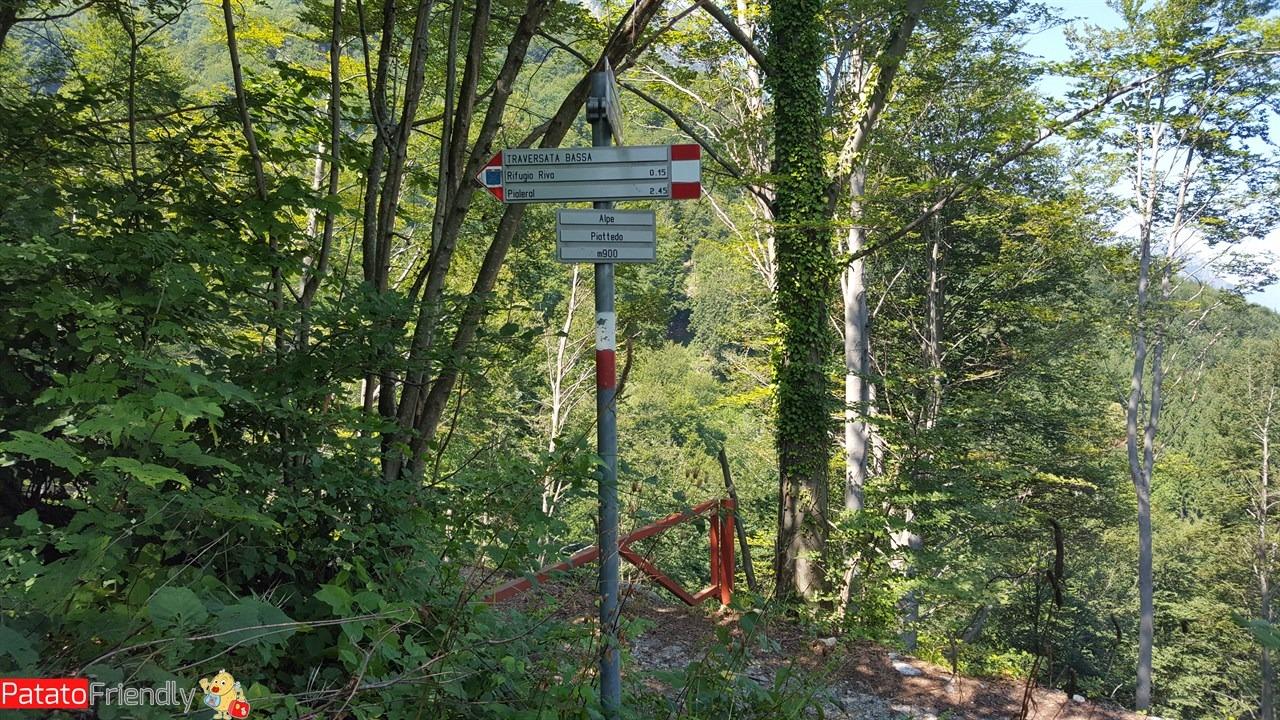 [cml_media_alt id='15035']Il sentiero per salire al Rifugio Riva da Primaluna[/cml_media_alt]