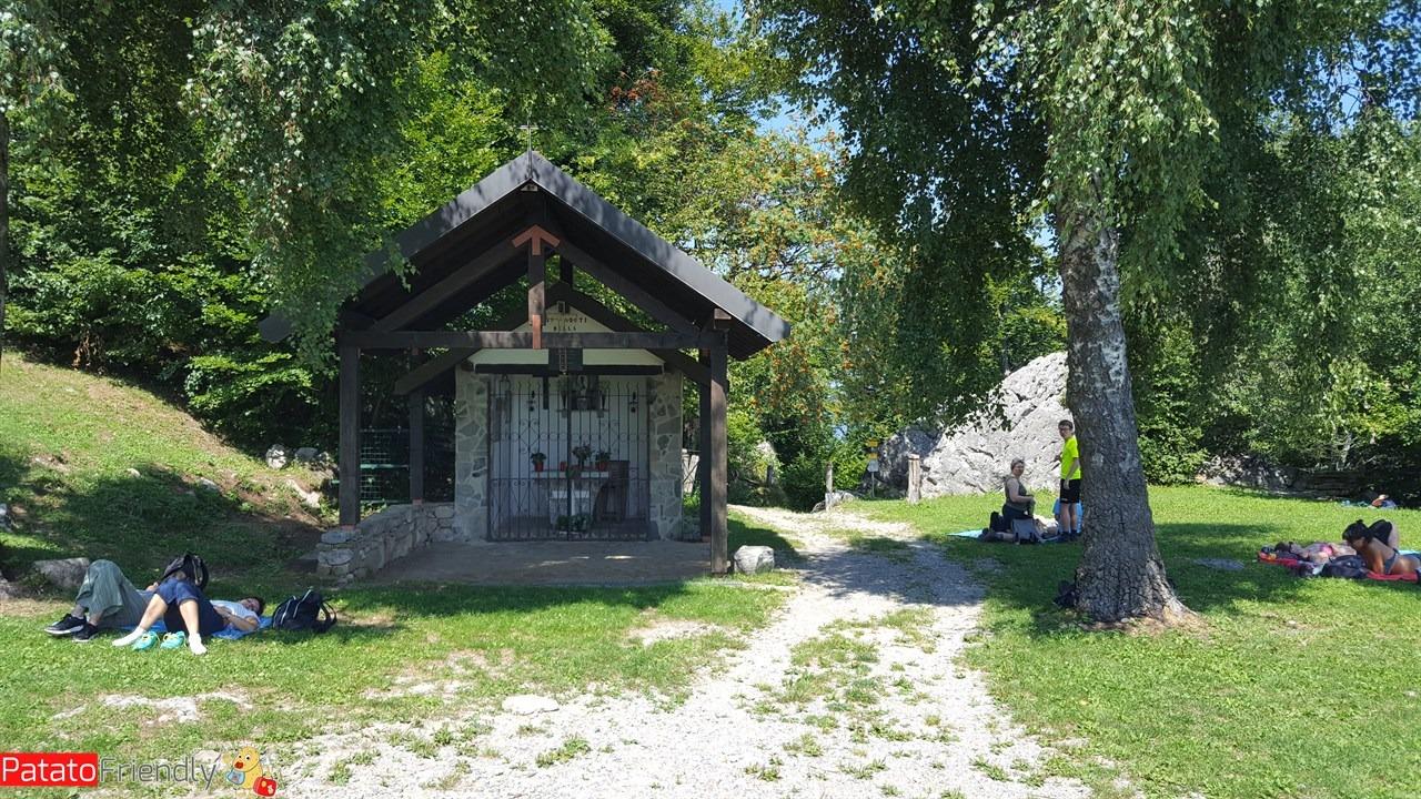 [cml_media_alt id='15036']La Cappella dei Caduti della Montagna al Rifugio Riva[/cml_media_alt]