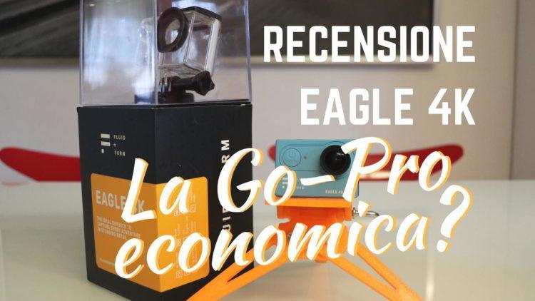 Recensione Fluid & Form Eagle 4k