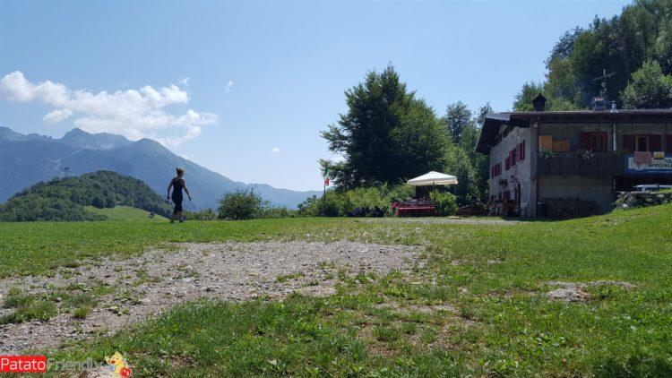 Rifugio Riva in Valsassina