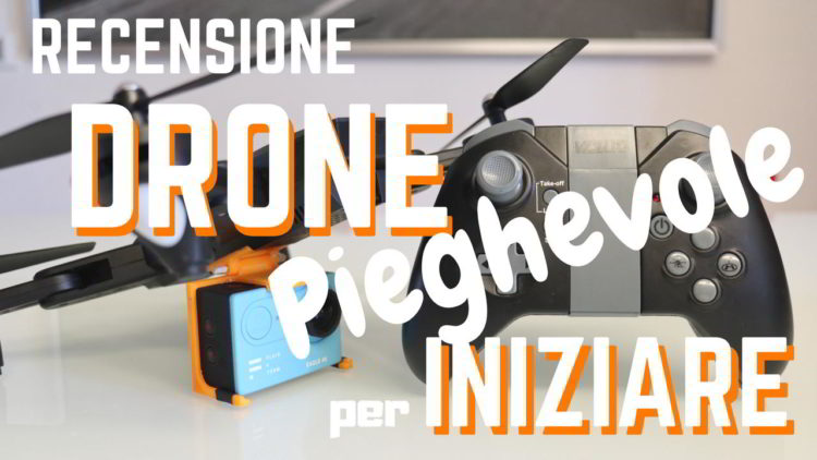 Visuo siluroid drone low cost