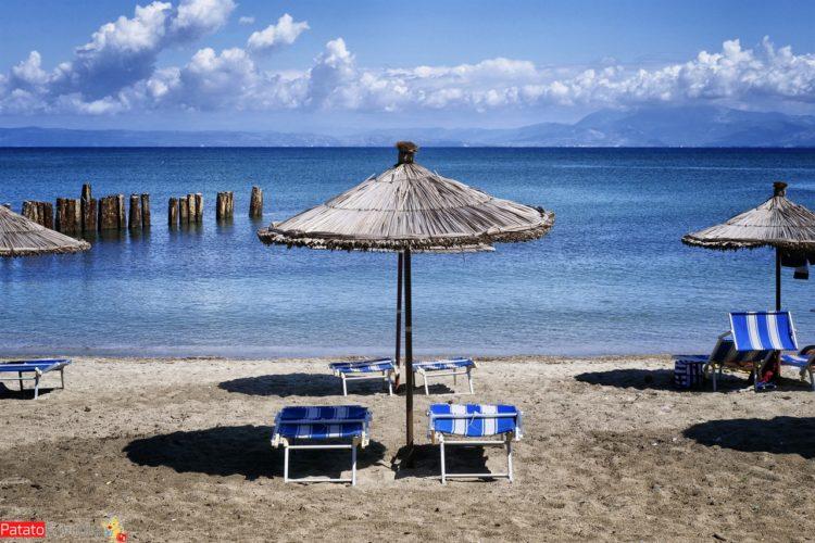 Le più belle spiagge di Durazzo - Kepi i Rodonit - Albania del nord - Durres