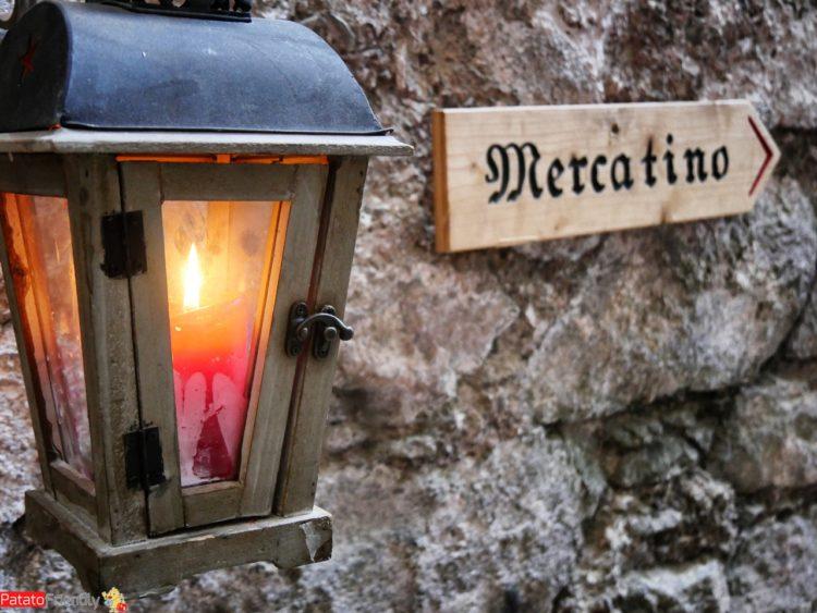 Andare ai Mercatini di Natale di Rango in Trentino