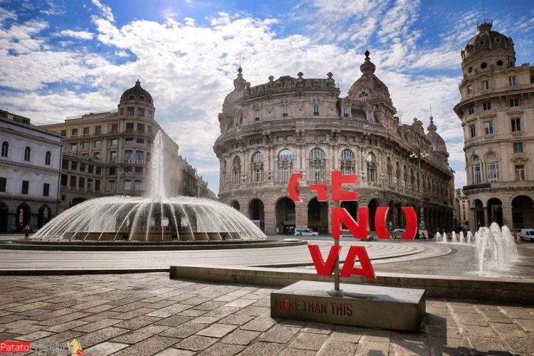 Genova - cosa vedere in Liguria