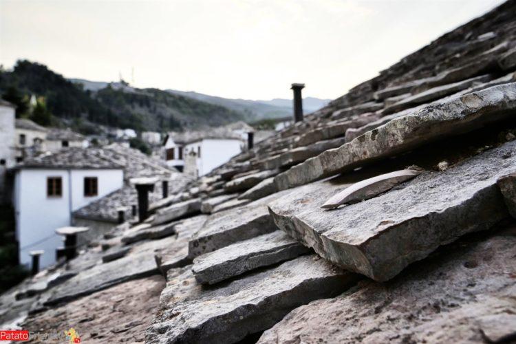 I tetti di Argirocastro - Albania