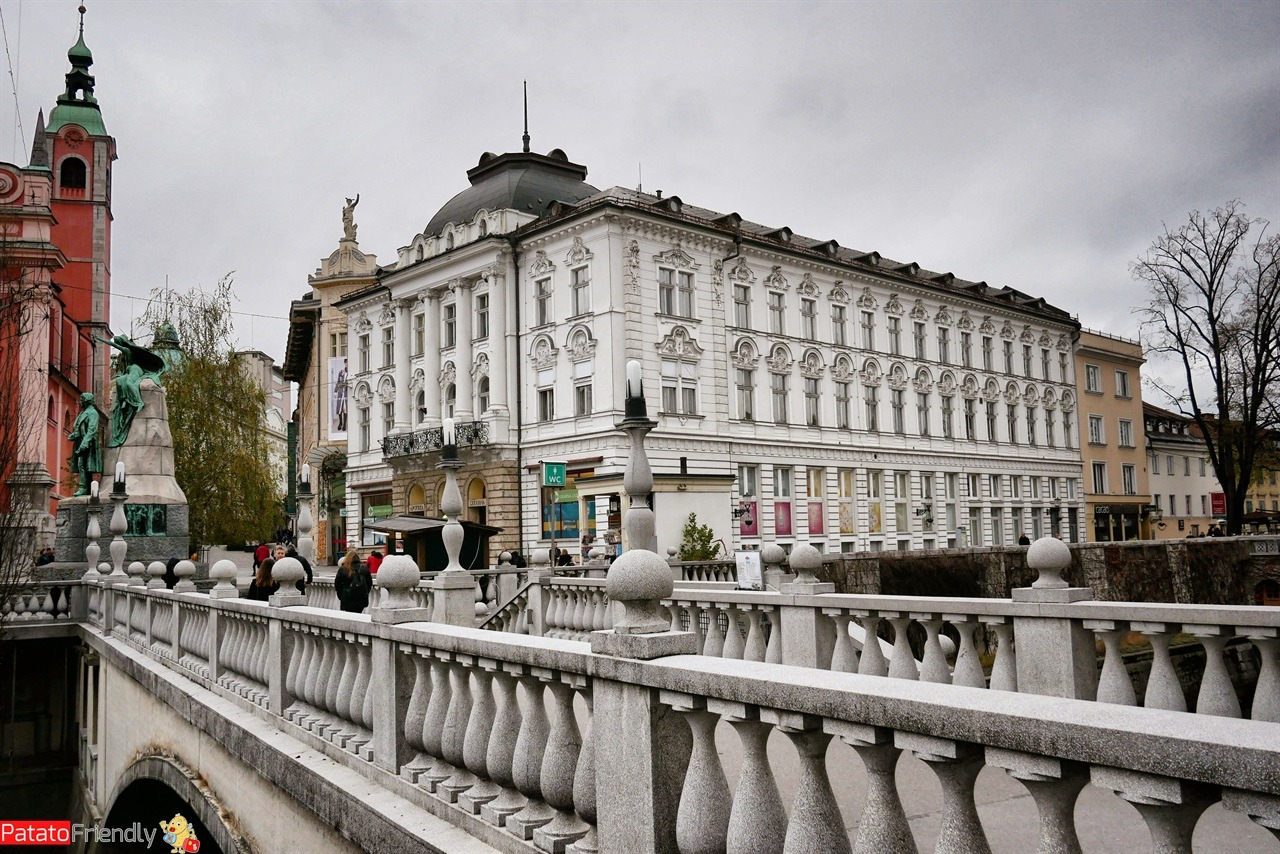 [cml_media_alt id='16279']Cosa visitare vicino alle terme di Lubiana: la città di Lubiana che si trova a un'ora dalle terme di Lasko[/cml_media_alt]