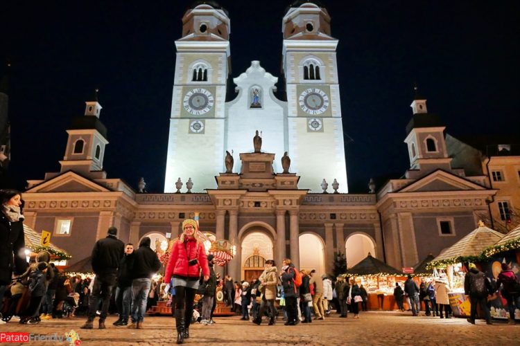 Mercatino di Bressanone - uno dei mercatini natalizi originali altoatesini