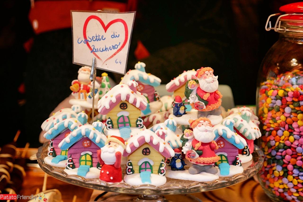 Prodotti del mercatino di Natale di Brunico - mercatini dell'Alto Adige