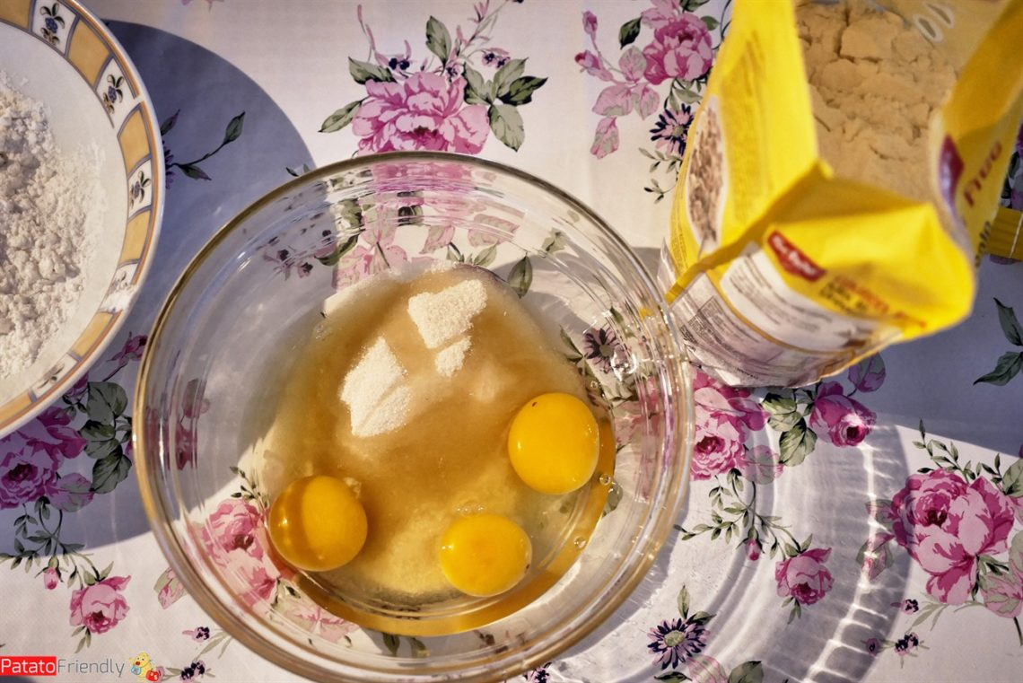 Ricetta Torta per Celiaci - Ingredienti e procedimento