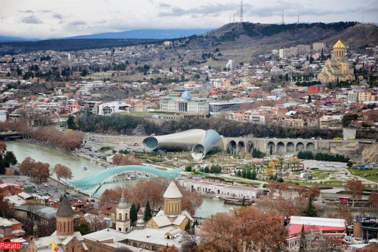 Cosa vedere a Tbilisi - viaggio in Georgia