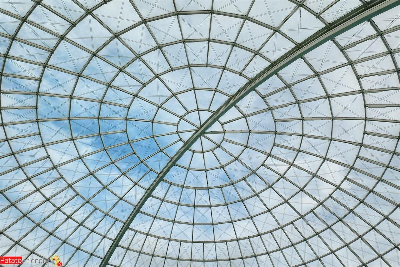 [cml_media_alt id='16274']La cupola del parco termale delle Terme Lasko che la sera si illumina[/cml_media_alt]