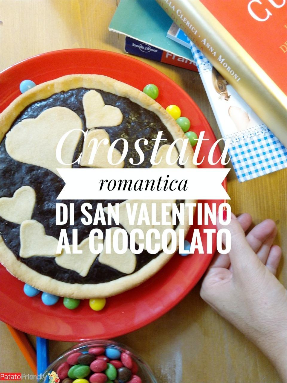 [cml_media_alt id='16339']Frolla per la crostata romantica - Tutorial per preparare la crostata di San Valentino al cioccolato a forma di cuore[/cml_media_alt]