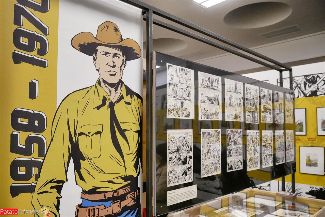 I fumetti di Tex Willer 70 anni di un mito