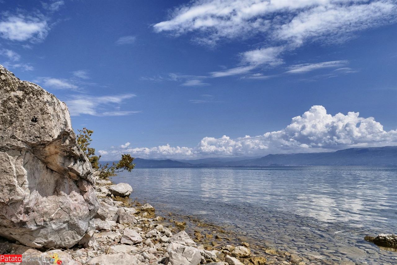 Cosa vedere vicino a Pogradec il lago di Ohrid a Lin